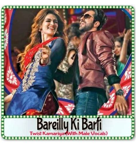 download mp3 from bareilly ki barfi twist kamariya with male vocals karaoke bareilly ki
