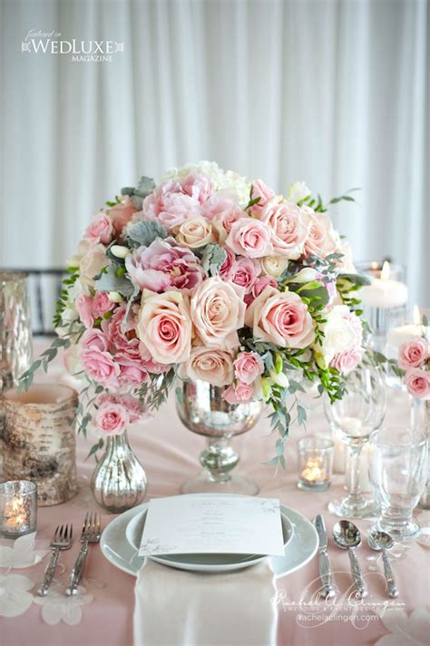 decor flowers 25 best ideas about pink wedding centerpieces on