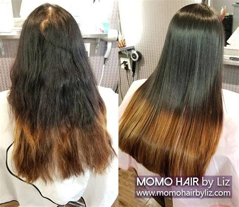 japanese permanent hair straightening and perming home japanese hair straightening 1 momo hair