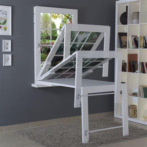 scrivania a muro ribaltabile tavolo consolle da muro ribaltabile ventana arredaclick