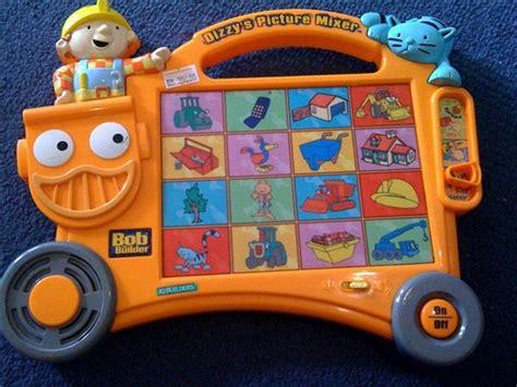 Vtech Bob The Builder Laptop macam macam ada vtech bob the builder dizzy s picture mixer