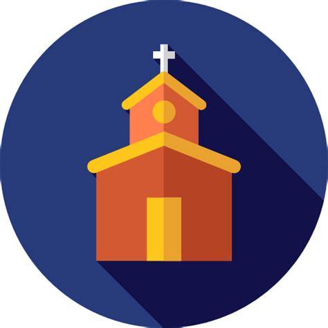 Church - Free monuments icons