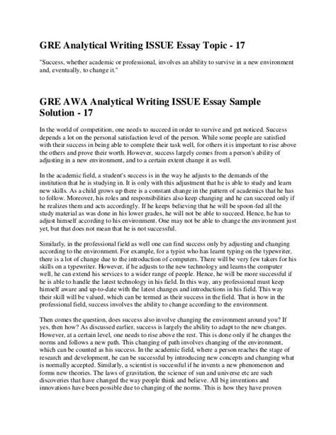 Current Issue Topics For Essays by Gre Issue Essay Topics Answers Docoments Ojazlink