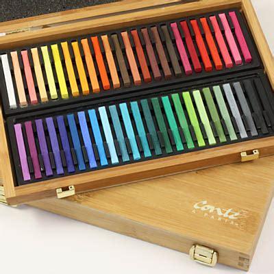 Crayon Pastel exploring conte crayons experimental recipe for artists and clay artists 171 pistrucci