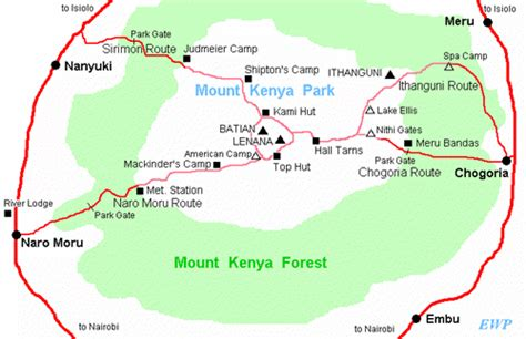Climbing Mount Kenya 2019 20 Adventure Alternative