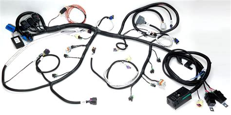 Wire Ls Direct direct fit lsx vortec wiring for 2004 2012 colorado