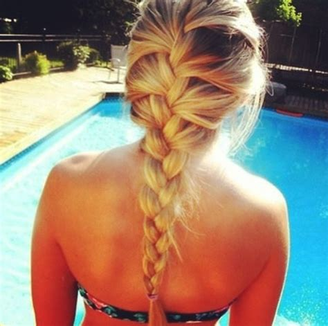 pearl french braids messy french braid tumblr www pixshark com images