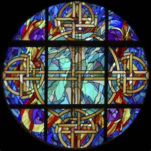 Stained Glass Window by St Columb S Stained Glass Rose Window Featured Andrew