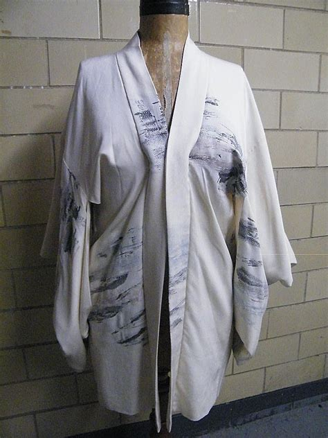 jacket hand design textured woven abstract design kimono jacket hand made in