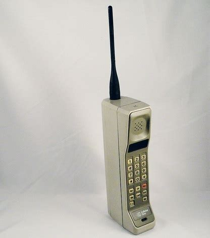 1st mobile phone an excuse to drink april 3 1973 40th anniversary of