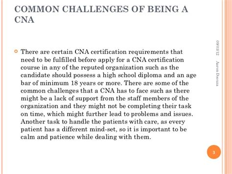 challenges of being a 15 common challenges of being a cna