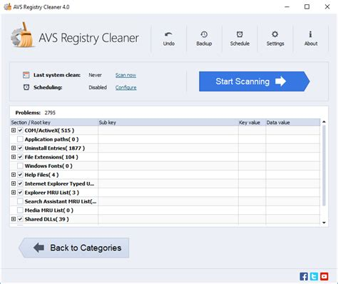 registry cleaner for android windows software and android apk free