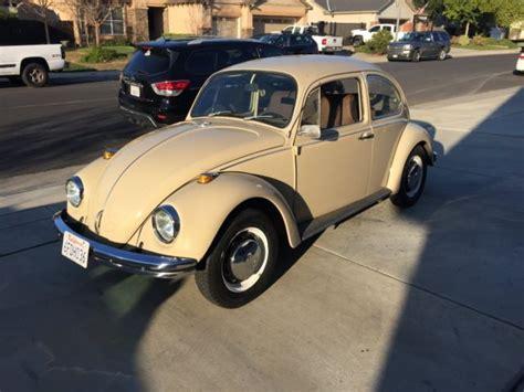 volkswagen vw beetle bug  sale volkswagen beetle classic   sale  clovis