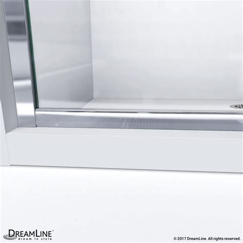 Shower Door Bottom Dreamline Shdr 20367210 Unidoor 36 37 W X 72 H Frameless Hinged Shower Door Clear Glass Shdr