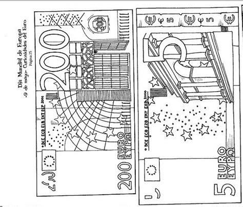 Printable Play Euros