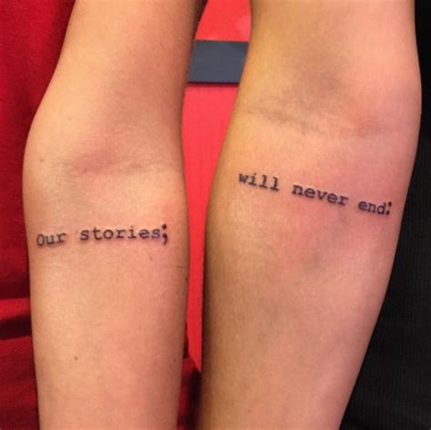 matching wrist tattoos for best friends 60 amazing best friend tattoos for bffs text