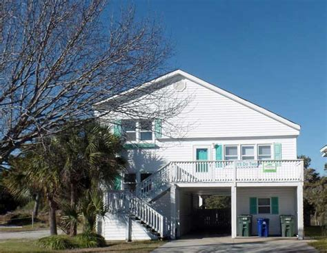 Channel Homes Cherry Grove Beach Vacations Myrtle Vacation Rental Houses