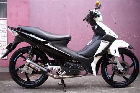 Modified Suzuki Smash 115 Suzuki Suzuki Smash 115 Moto Zombdrive