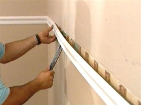 Removing Wainscoting by How To Install Custom Wainscoting In A Dining Room How