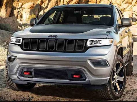 Jeep Models 2020 by 2020 Jeep Grand Redesign Photos 2020 Jeep