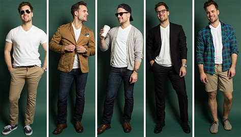 men s fashion tips march 2012 men s style tips 5 ways to wear a classic white tee