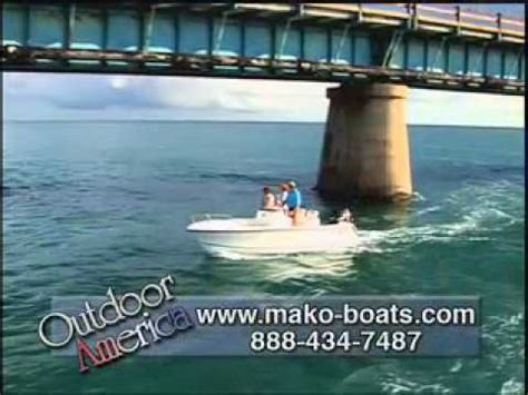 mako boats bass pro mako boats bass pro shops the showcase series imc youtube