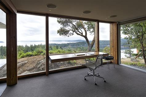 office view 7 exles of home offices with views contemporist