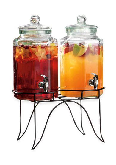 Dispenser Kaca Kasitas 3 9 Liter Water Glass Dispenser 3 9ltr home essentials beverage dispenser belk