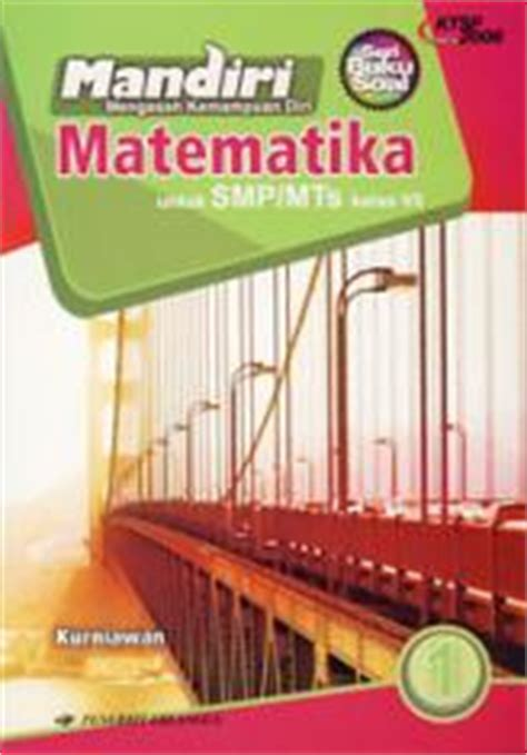 Buku Smp Matematika Smp Mts Kelas Vii Jilid 1 mandiri ipa biologi untuk smp mts kelas vii kurikulum 2013 jilid 1 yukaliana belbuk