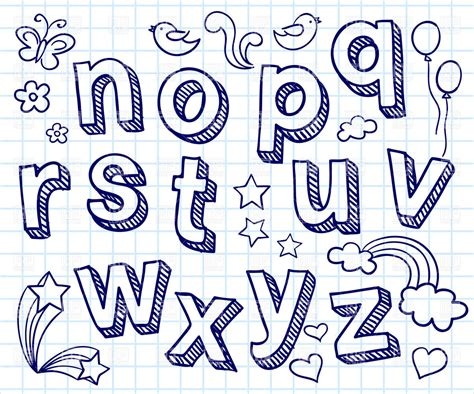 drawing vector graphics hand lettering letter fonts to draw www imgkid com the image kid has it