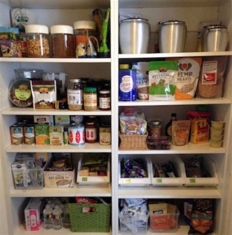 Health Food Cupboard Healthy Low Calorie Low Foods To Keep In The Kitchen