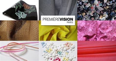 premiere vision paris  springsummer  season