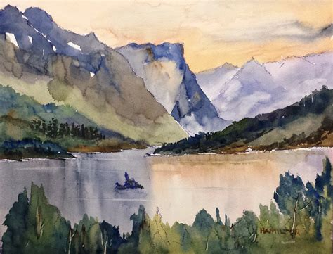watercolor tutorials larry hamilton paint along with larry hamilton july 20 2014