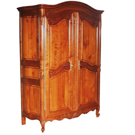 Meubles De Style by Armoire Chantilly Style Louis Xv Louis Xv Ateliers