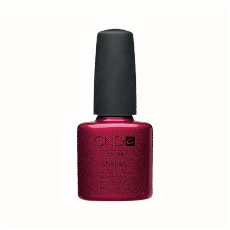 Cnd Gel L by Cnd Shellac Uv Color Coat Gel Nail Cnd Nail