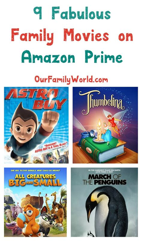 family movies good family movies on amazon prime ourfamilyworld