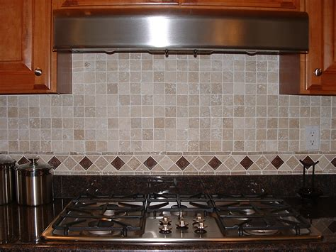 Kitchen Backsplash Subway Tile Ideas In Modern Home Tile Backsplash Design
