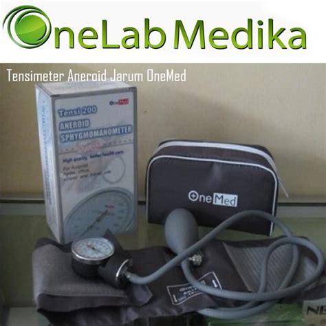 Tensimeter Onemed tensimeter aneroid jarum onemed onelab medika