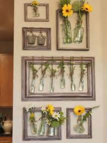 home decor photo frames 41 diy ideas to brilliantly reuse old picture frames into home decor very creative