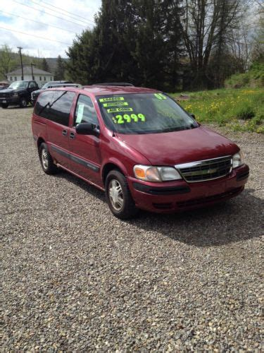 how things work cars 2005 chevrolet venture free book repair manuals buy used 2005 chevy venture chevrolet minivan loaded 8 passenger van ice cold a c in almond new