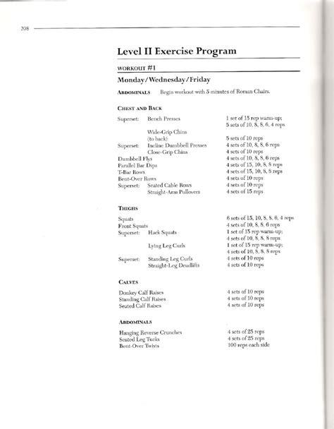 biography exercises pdf arnold schwarzenegger workout routine for beginners pdf