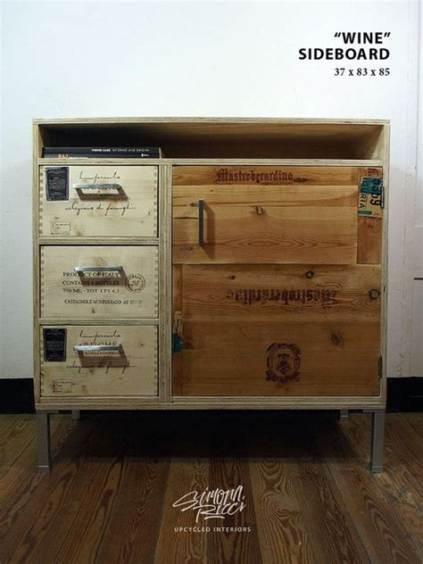 cassette di legno riciclato pi 249 di 25 fantastiche idee su legno riciclato su