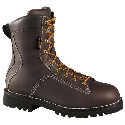 s work boots reviews s danner 174 quarry alloy toe 6 quot work boots 130584