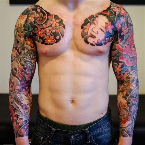 irezumi tattoos neo traditional irezumi neo traditional