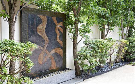 Garden Wall Features Ideas Outdoor Garden Wall Fountains Design Ideas Models Home Design