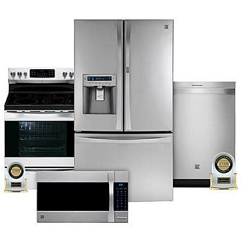 kenmore kitchen appliances kenmore elite ultimate appliance package appliances