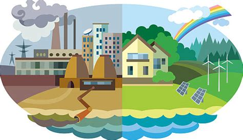 design environment group royalty free pollution clip art vector images