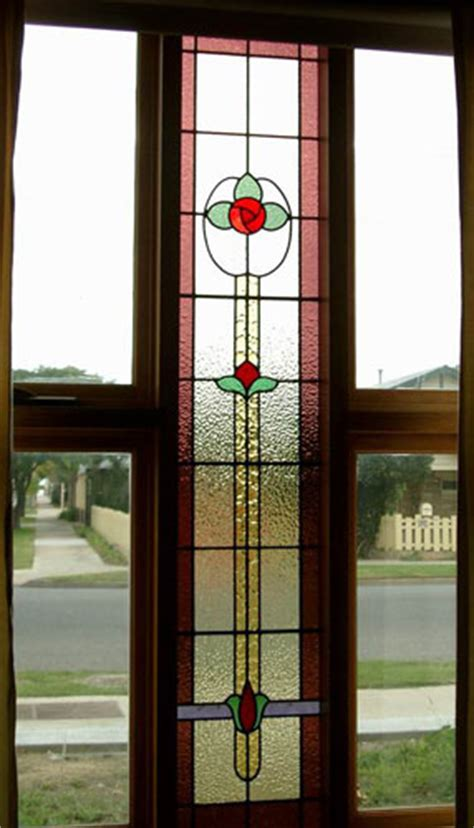 glass door student painters federation leadlight windows adelaide glass painters