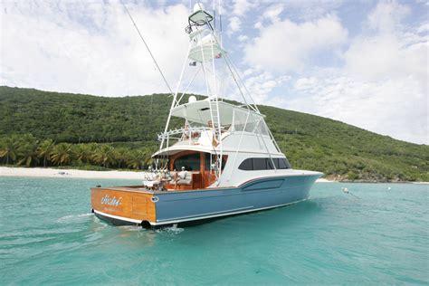 paul mann boats the 41st usvi open atlantic blue marlin tournament aug 18