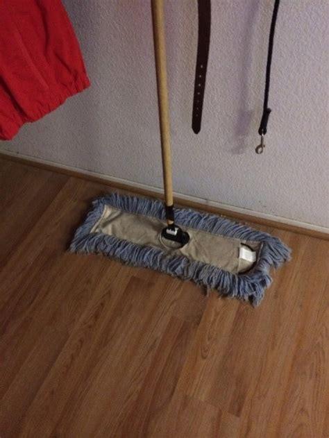 Why No Dustmops on Hardwood Floors?